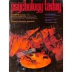 Cover Print of Psychology Today, November 1971