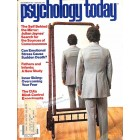 Cover Print of Psychology Today, November 1977
