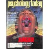 Cover Print of Psychology Today Magazine, November 1982