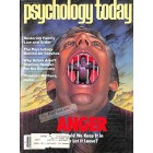 Cover Print of Psychology Today, November 1982