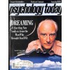 Cover Print of Psychology Today, November 1983