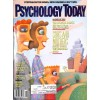 Cover Print of Psychology Today, November 1988