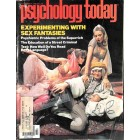 Cover Print of Psychology Today, October 1977