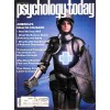 Cover Print of Psychology Today, October 1982