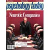 Cover Print of Psychology Today, October 1984