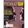 Cover Print of Psychology Today, October 1986
