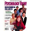 Cover Print of Psychology Today, October 1988