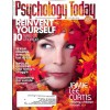 Cover Print of Psychology Today, October 2002