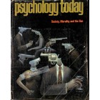 Cover Print of Psychology Today, September 1968