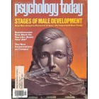 Cover Print of Psychology Today, September 1977