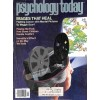 Cover Print of Psychology Today, September 1980
