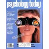 Cover Print of Psychology Today Magazine, September 1981