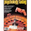 Cover Print of Psychology Today, September 1982