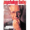 Cover Print of Psychology Today, September 1983