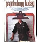 Psychology Today, April 1972