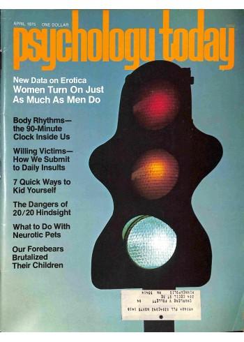 Psychology Today, April 1975