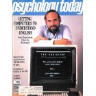 Psychology Today, April 1983