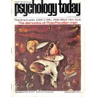 Psychology Today, August 1969