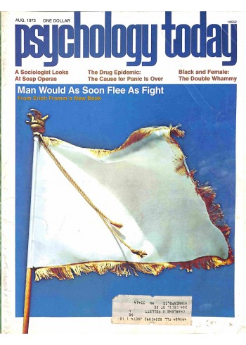 Psychology Today, August 1973