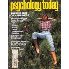Psychology Today, August 1976