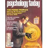 Psychology Today, August 1977