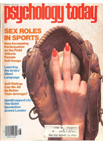 Psychology Today, August 1979