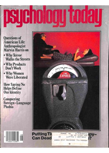 Psychology Today, August 1981
