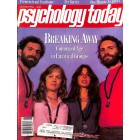 Psychology Today, August 1984