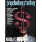Psychology Today, December 1980