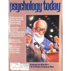 Psychology Today, December 1981