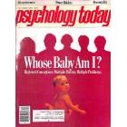 Psychology Today, December 1984