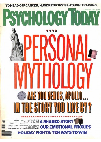 Psychology Today, December 1988