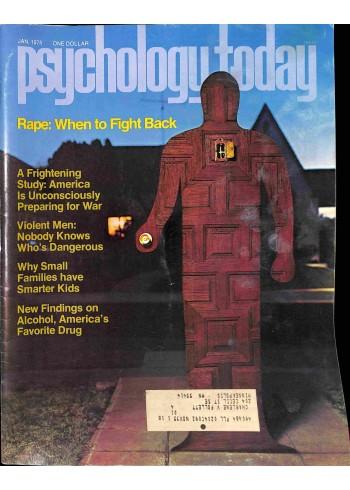 Psychology Today, January 1975