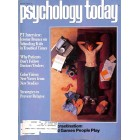 Psychology Today, January 1982