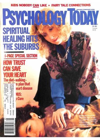 Psychology Today, January 1989