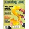 Psychology Today, July 1979
