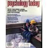 Psychology Today, July 1980