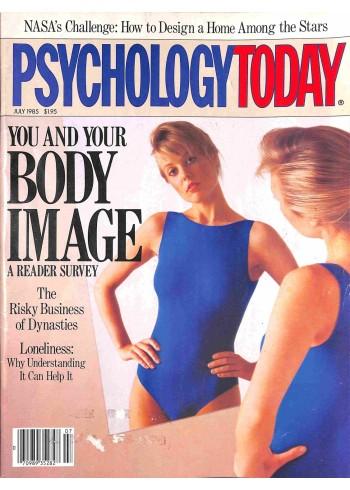 Psychology Today, July 1985