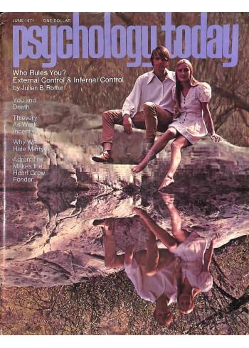 Psychology Today, June 1971