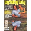 Psychology Today, June 1978