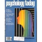 Psychology Today, June 1981