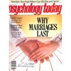 Psychology Today, June 1985