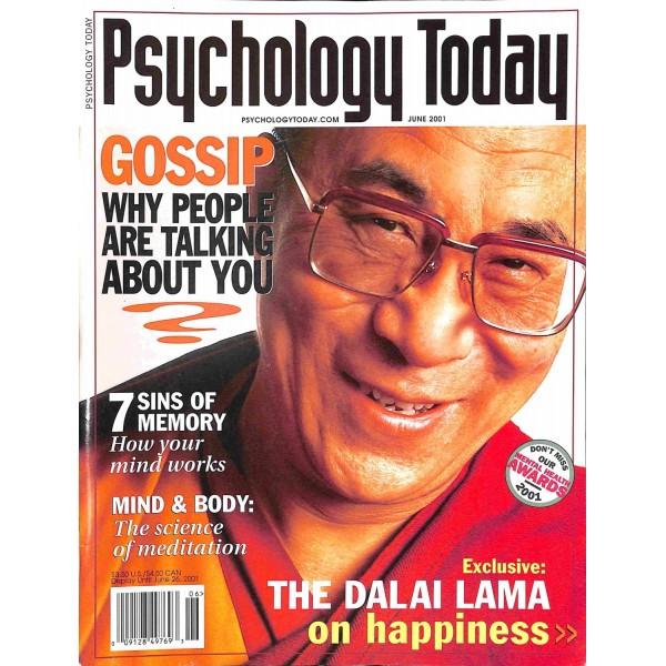 PSYCHOLOGY TODAY MAGAZINE PDF