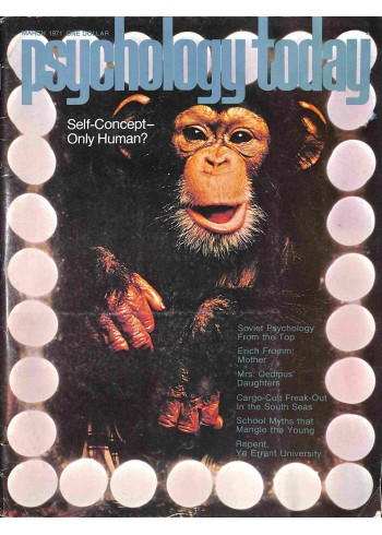 Psychology Today, March 1971