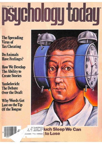 Psychology Today, March 1982
