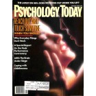 Psychology Today, March 1988