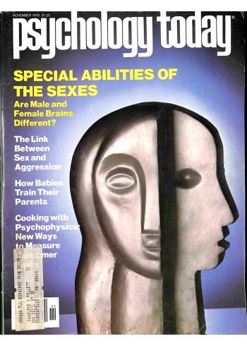 Psychology Today, November 1978