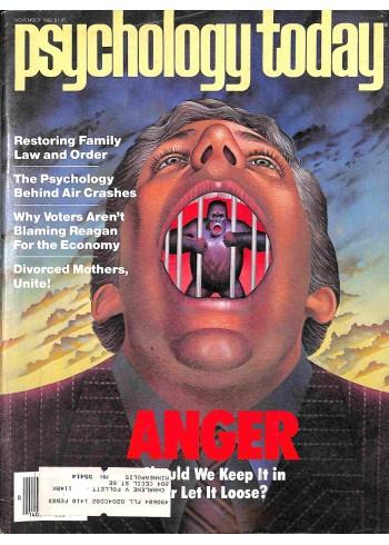 Psychology Today, November 1982