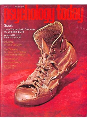 Psychology Today, October 1971