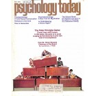 Psychology Today, October 1973